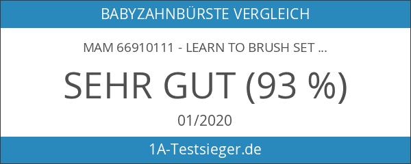 MAM 66910111 - Learn To Brush Set