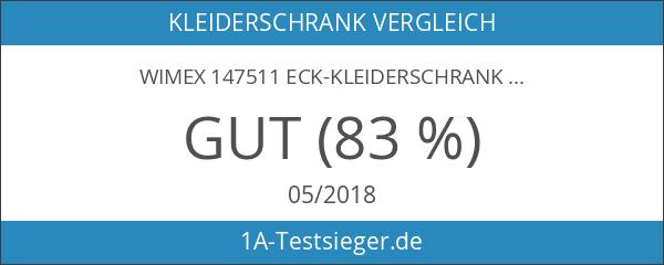 Wimex 147511 Eck-Kleiderschrank