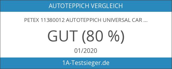 Petex 11380012 Autoteppich Universal Carbon