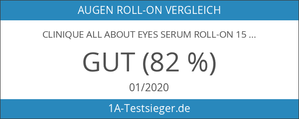 Clinique All About Eyes Serum Roll-On 15 ml - Augenserum