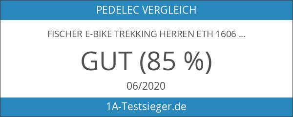 FISCHER E-Bike TREKKING Herren ETH 1606