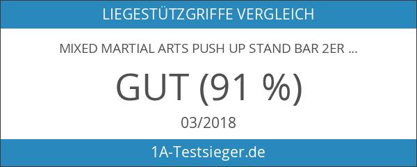 Mixed Martial Arts Push Up Stand Bar 2er-Set - Liegestütz-Griffe
