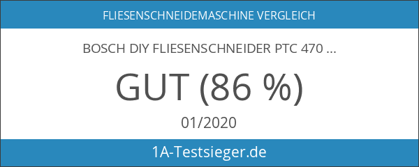 Bosch DIY Fliesenschneider PTC 470