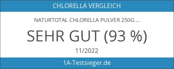 Naturtotal Chlorella Pulver 250g