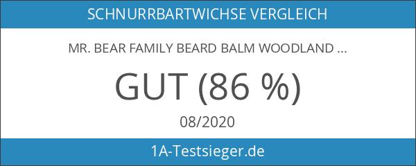 Mr. Bear Family Beard Balm Woodland 60ml