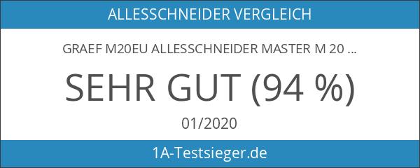 Graef M20EU Allesschneider Master M 20