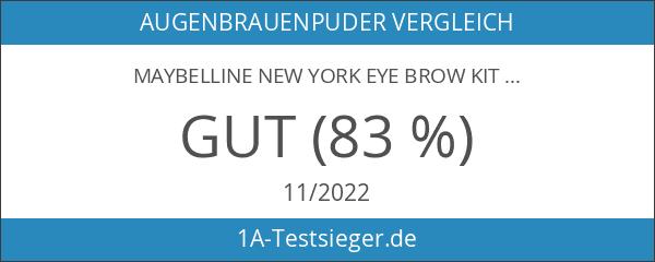 Maybelline New York Eye Brow Kit