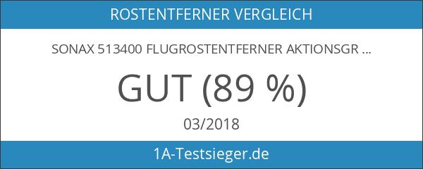 SONAX 513400 FlugrostEntferner Aktionsgröße
