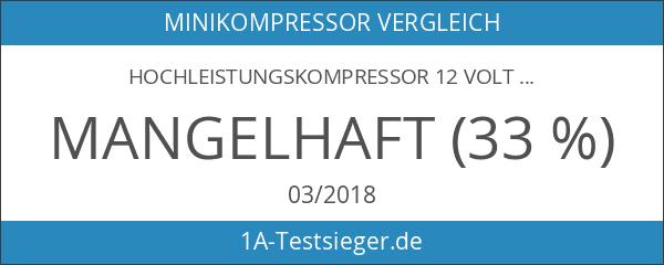Hochleistungskompressor 12 Volt