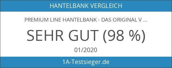 Premium Line Hantelbank - Das Original von Profihantel