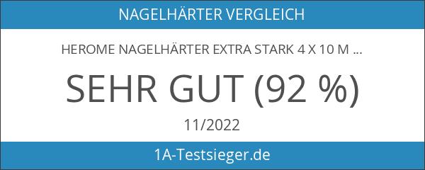 Herome Nagelhärter Extra Stark 4 x 10 ml.