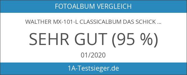 Walther MX-101-L Classicalbum das schicke Dicke
