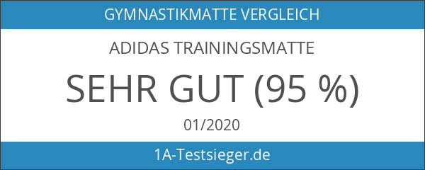 adidas Trainingsmatte Core
