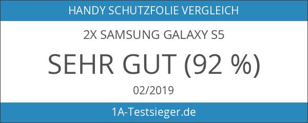 2x Samsung Galaxy S5