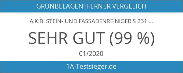A.K.B. Stein- und Fassadenreiniger S 2313