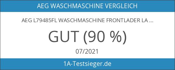 AEG L79485FL Waschmaschine Frontlader Lavamat