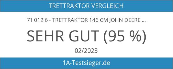71 012 6 - Trettraktor 146 cm John Deere 7930