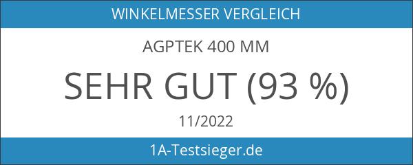 AGPtek 400 mm