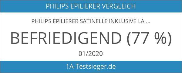 Philips Epilierer Satinelle inklusive Ladyshaveaufsatz HP6419
