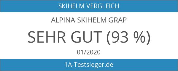 Alpina Skihelm Grap
