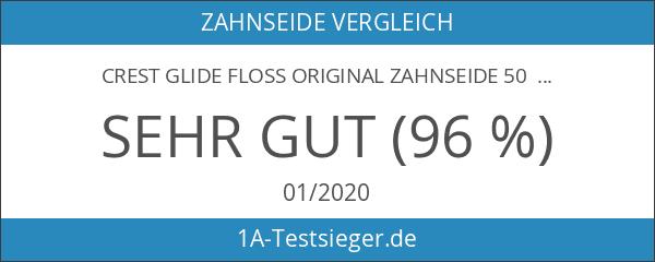 Crest Glide Floss Original Zahnseide 50 m