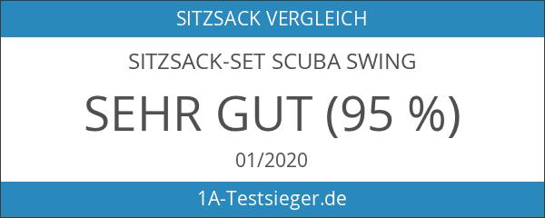 Sitzsack-Set Scuba Swing