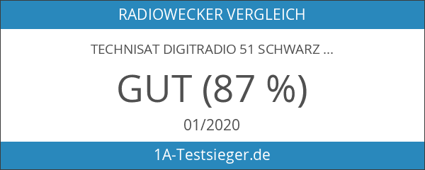 TechniSat DigitRadio 51 schwarz