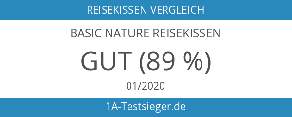 Basic Nature Reisekissen