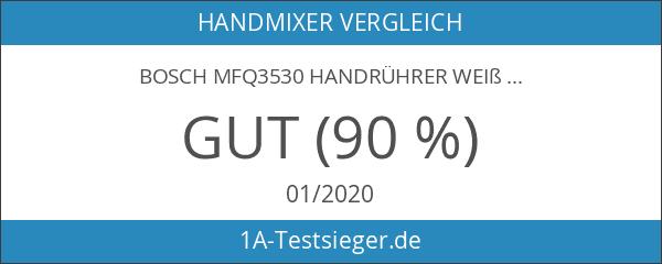 Bosch MFQ3530 Handrührer weiß