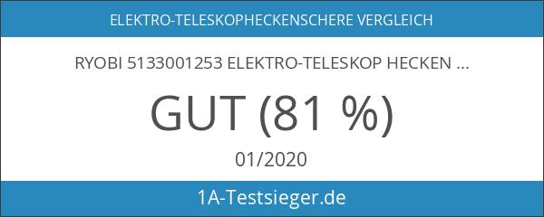 Ryobi 5133001253 Elektro-Teleskop Heckenschere 45 cm RPT4045