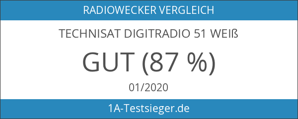 TechniSat DigitRadio 51 weiß