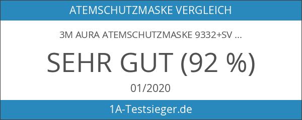 3M Aura Atemschutzmaske 9332+SV