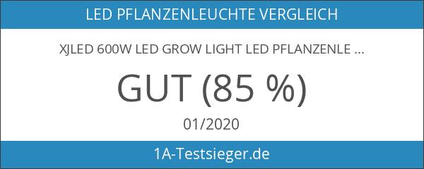 XJLED 600W LED grow light LED Pflanzenleuchte Full Specreum SMD
