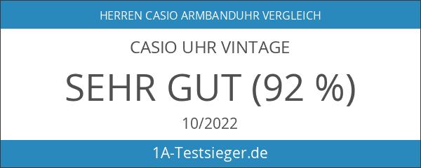 Casio Uhr Vintage