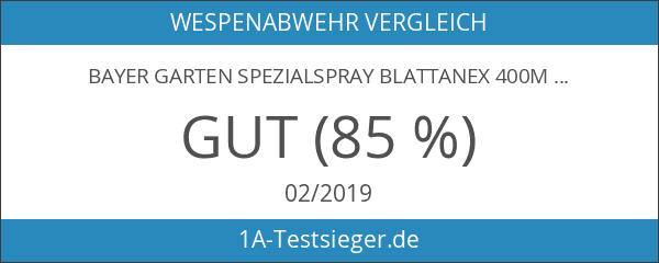 Bayer Garten Spezialspray Blattanex 400ml Spezial Spray Wespen Ungeziefer Sprühschlauch