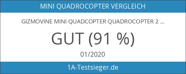GizmoVine mini Quadcopter Quadrocopter 2