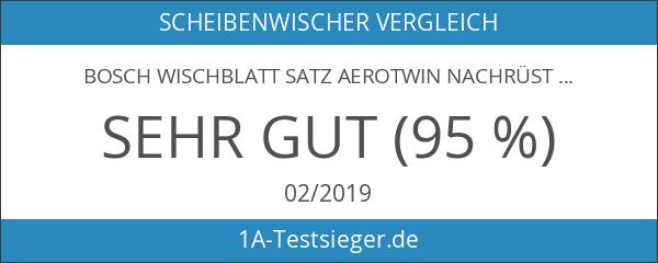 Bosch Wischblatt Satz Aerotwin Nachrüstungsset AR653S - Länge: 650