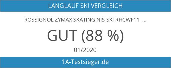 Rossignol Zymax Skating NIS Ski RHCWF11 blau