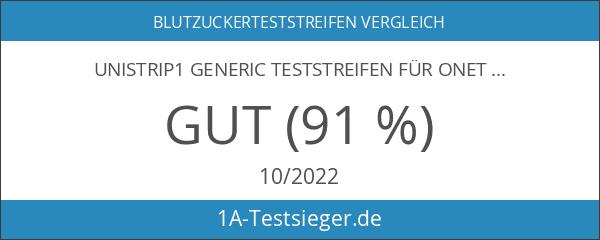 UniStrip1 GENERIC Teststreifen für OneTouch® Ultra®