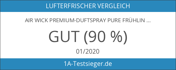 Air Wick Premium-Duftspray Pure Frühlingfrische
