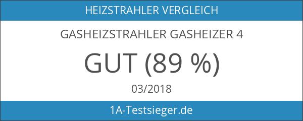 Gasheizstrahler Gasheizer 4