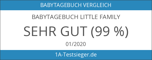 Babytagebuch Little family