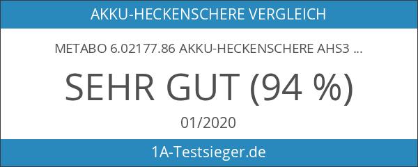 Metabo 6.02177.86 Akku-Heckenschere AHS36V