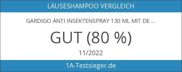 Gardigo Anti Insektenspray 130 ml mit dem Extrakt aus Mutterkraut