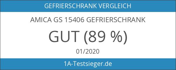 Amica GS 15406 Gefrierschrank
