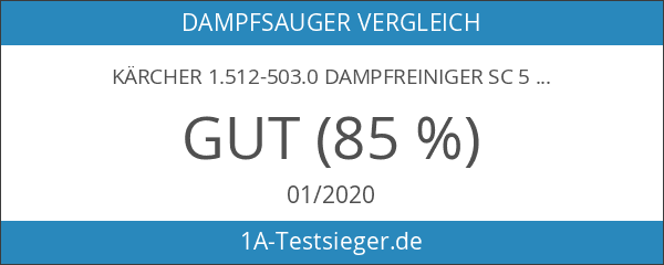 Kärcher 1.512-503.0 Dampfreiniger SC 5