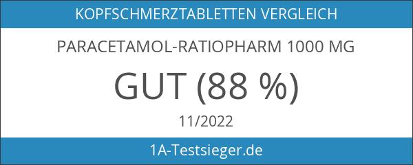 Paracetamol-ratiopharm 1000 mg
