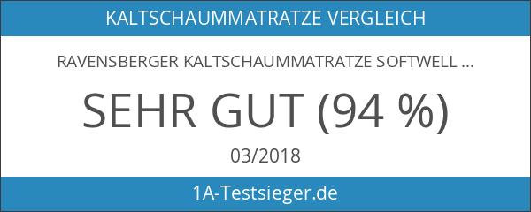 Ravensberger Kaltschaummatratze Softwelle