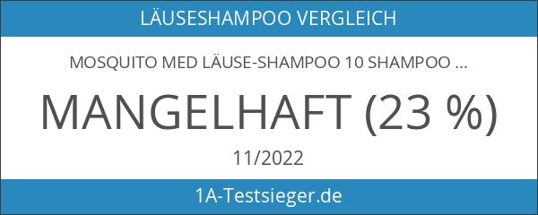 Mosquito med Läuse-Shampoo 10 Shampoo
