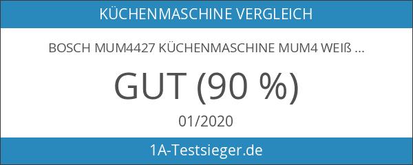 Bosch MUM4427 Küchenmaschine MUM4 weiß